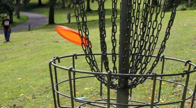 Disc Golf Project